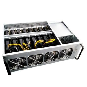 GPU Enclosure – 8 cards